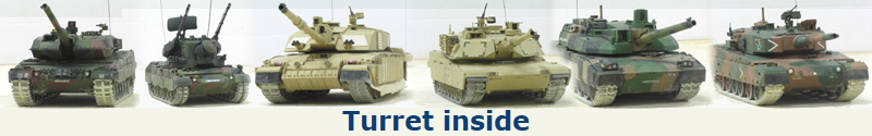 Turret inside